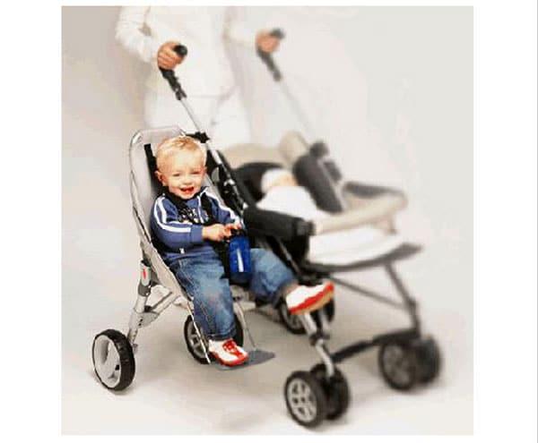 Plataformas para cochecitos de bebés