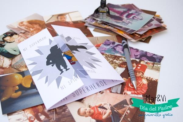 tarjeta del dia del padre para imprimir