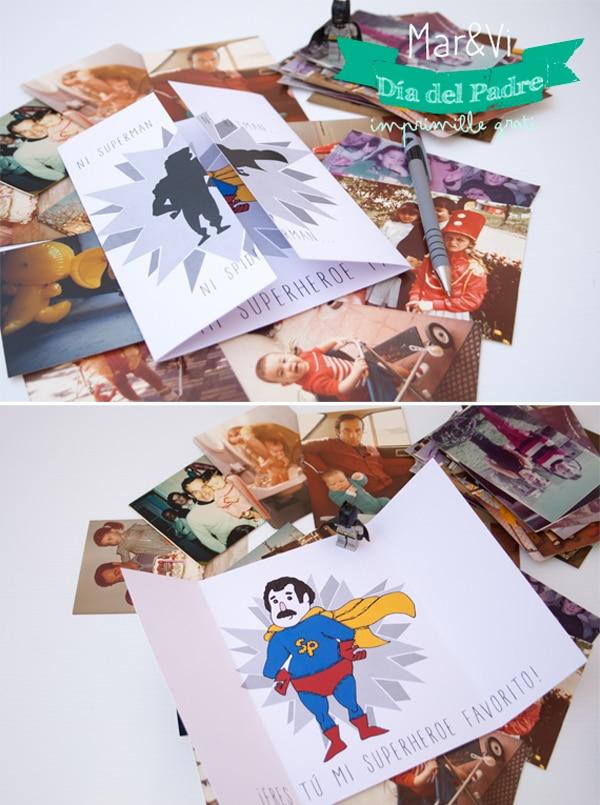 imprime gratis tu tarjeta del dia del padre