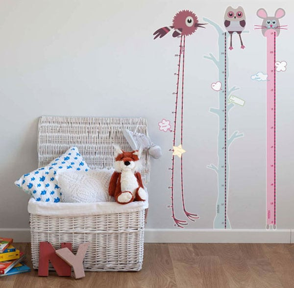 Nicolasito vinilos infantiles originales y divertidos for Decoracion pared bebes