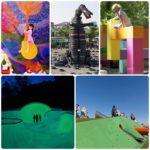 5 parques infantiles de ensueño