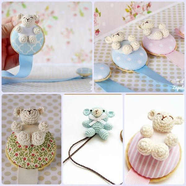 amigurumis y regalos originales para bebs