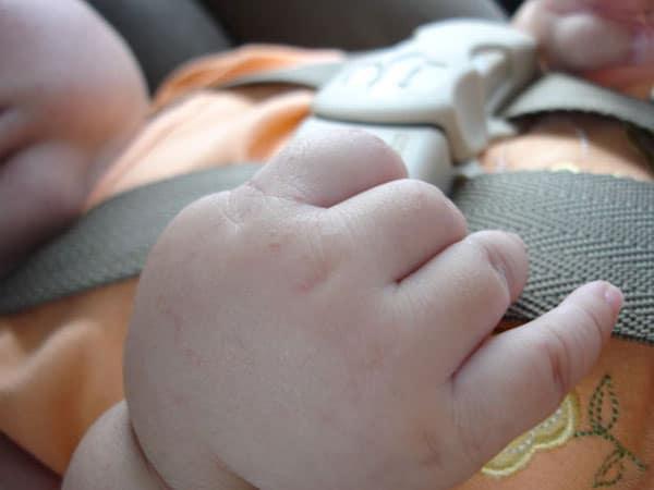 7 consejos para aliviar los cólicos del bebé