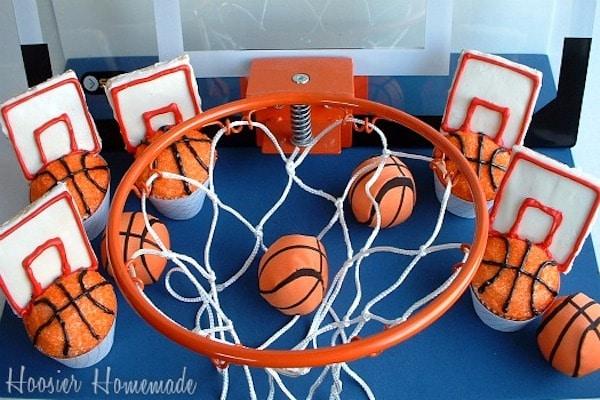 cupcakes para deportistas