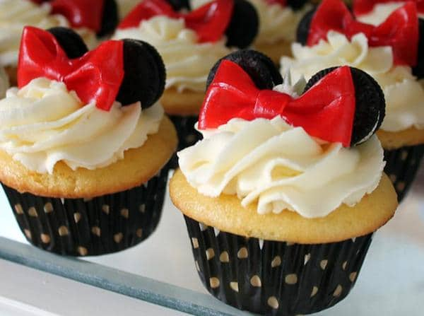 ideas caseras para una fiesta de Minnie mouse