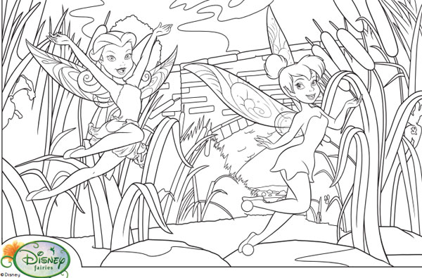 12 Dibujos Para Colorear De Disney Gratis