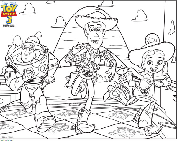 10 Dibujos Para Colorear De Disney Princesas Bebes: Buddy Para Colorear