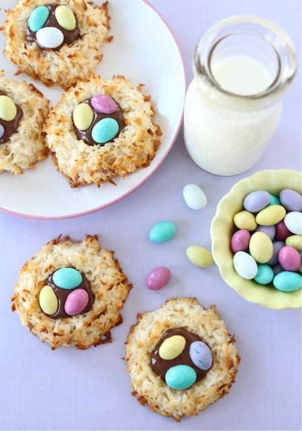 Receta dulce para Pascua