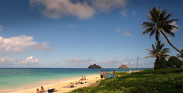 Viajar con niños a Hawai
