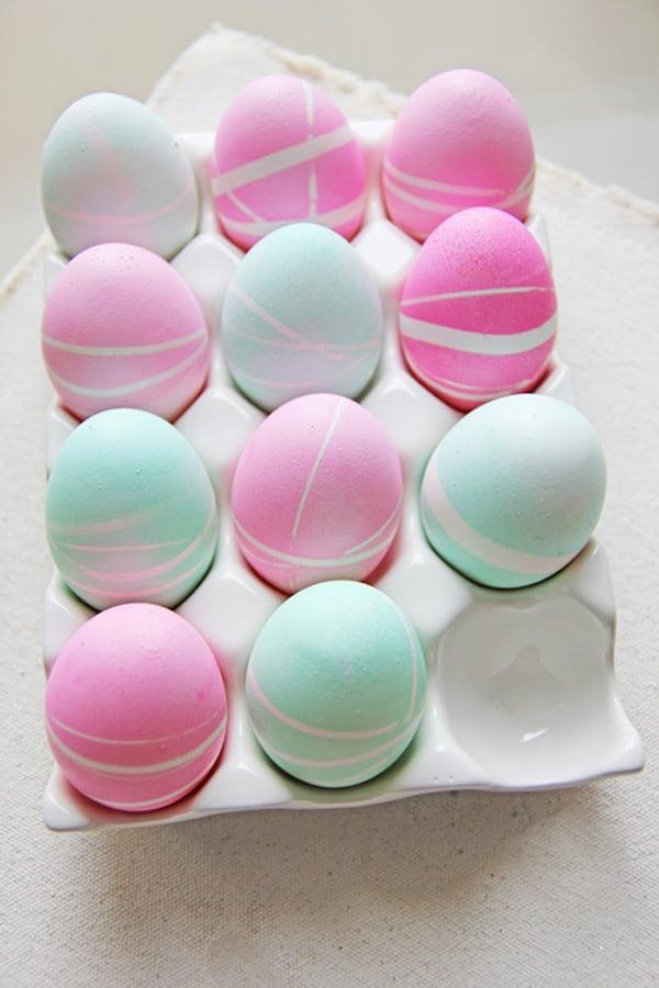 decorar huevos para pascua
