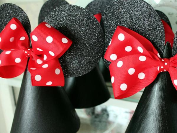 7 ideas para un cumpleaños de Minnie Mouse  75429b90733