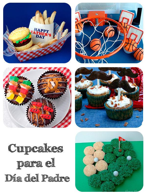recetas de cupcakes para el día del padre