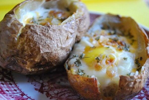 recetas para niños rápidas con patatas