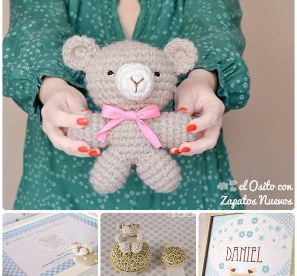 cfae4e57024 Amigurumis y regalos originales para bebés