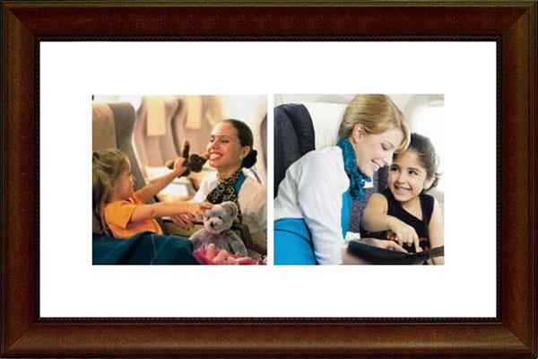 Las mejores aerolíneas para viajar con niños
