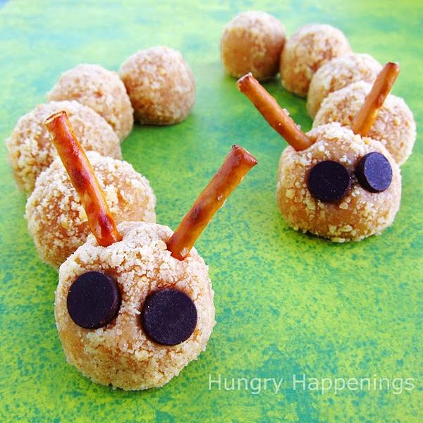 7 recetas f ciles para ni os de animalitos pequeocio - Comidas para hacer en un cumpleanos ...
