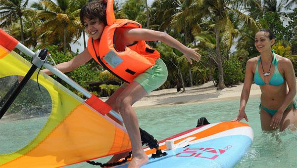 Los 10 mejores hoteles para familias en el Caribe