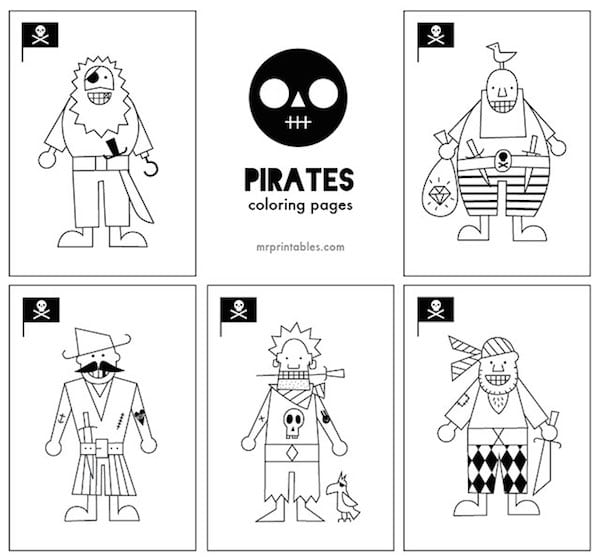 Manualidades piratas infantil imagui - Imagenes de piratas infantiles ...