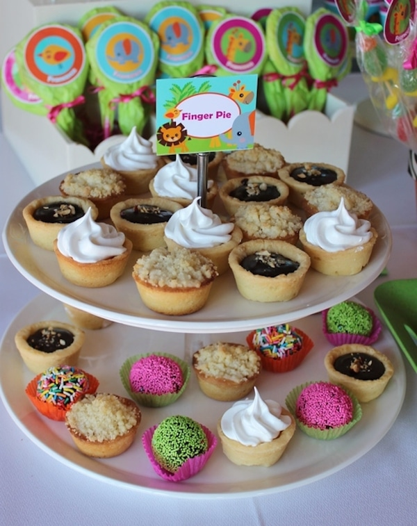 4 fiestas infantiles de animales pequeocio - Preparacion de cumpleanos infantiles ...