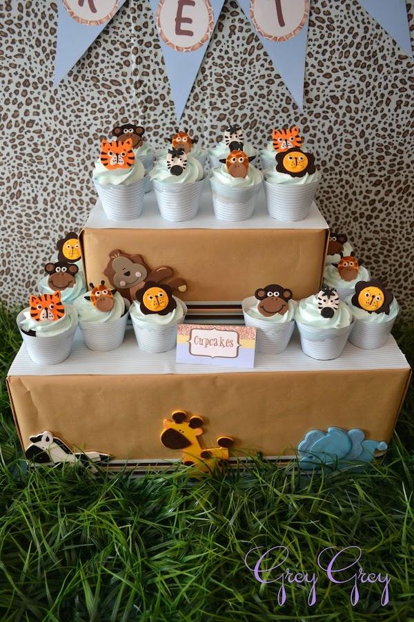 ideas para cumpleaños infantiles de animales