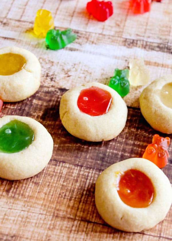 galletas decoradas con ositos gominola