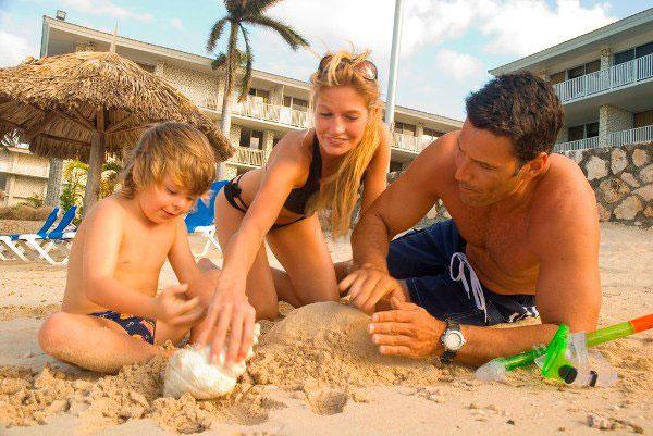 10 mejores hoteles en familia del Caribe