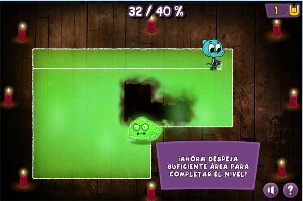 El Increíble Mundo de Gumball | Juegos gratis y episodios