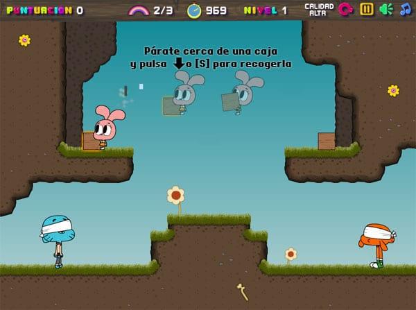 Cartoon Network Latinoamérica | ¡Juegos gratis y videos