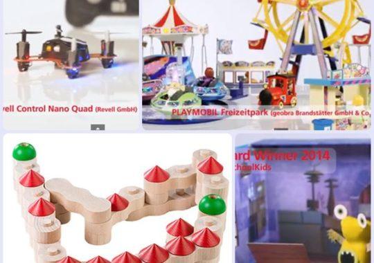 4 juguetes infantiles recomendados, para regalar en 2014