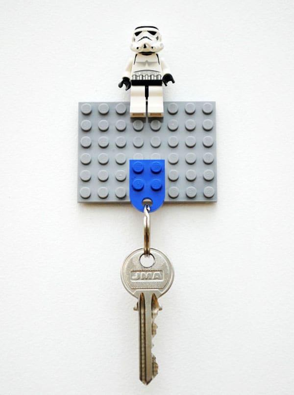 llavero de Legos