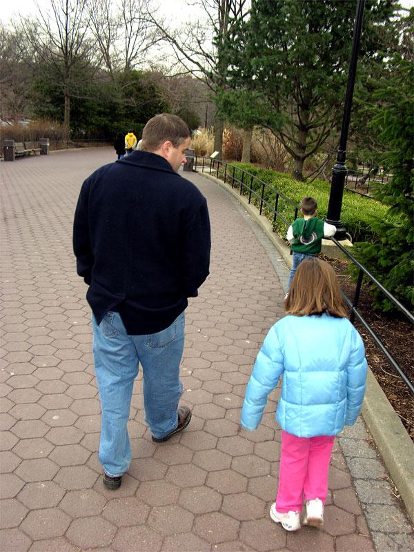 Seguridad infantil: ¿qué hacer si el niño se pierde?