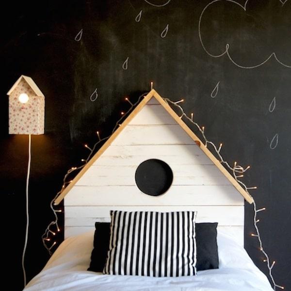 Cabeceros de camas de madera
