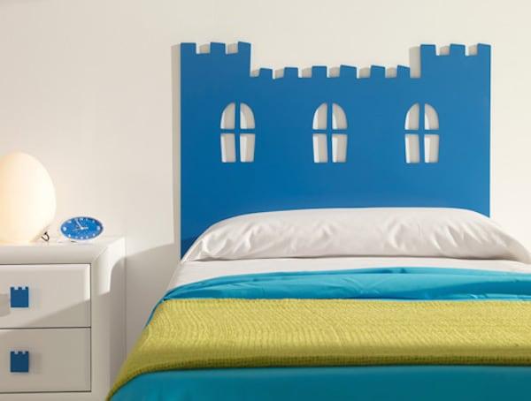 5 cabeceros de cama originales pequeocio - Cabeceros de cama para ninos ...