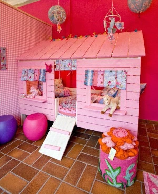 8 camas infantiles para dormir y jugar pequeocio - Fotos camas infantiles ...