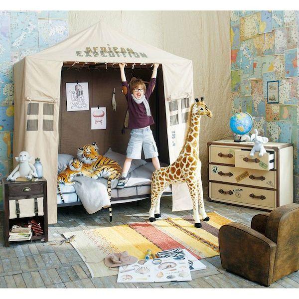 ideas para camas infantiles