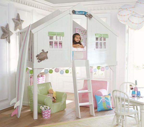 8 camas infantiles para dormir y jugar pequeocio - Camas de ninos originales ...