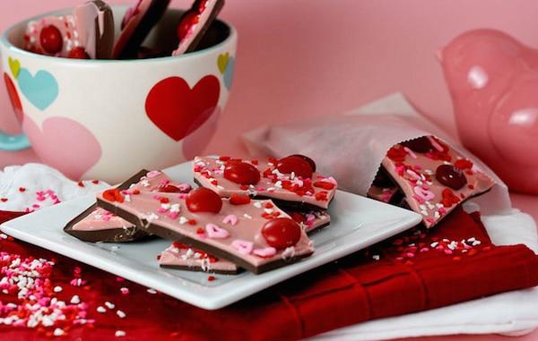 recetas infantiles con chocolate