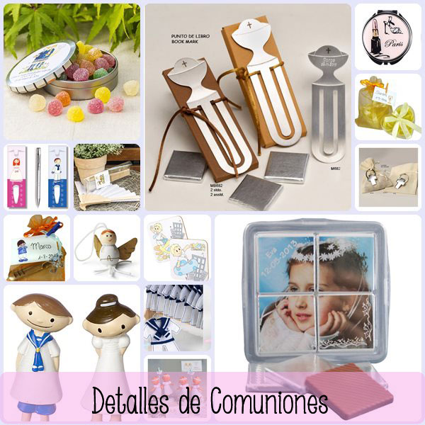 regalos comunion online