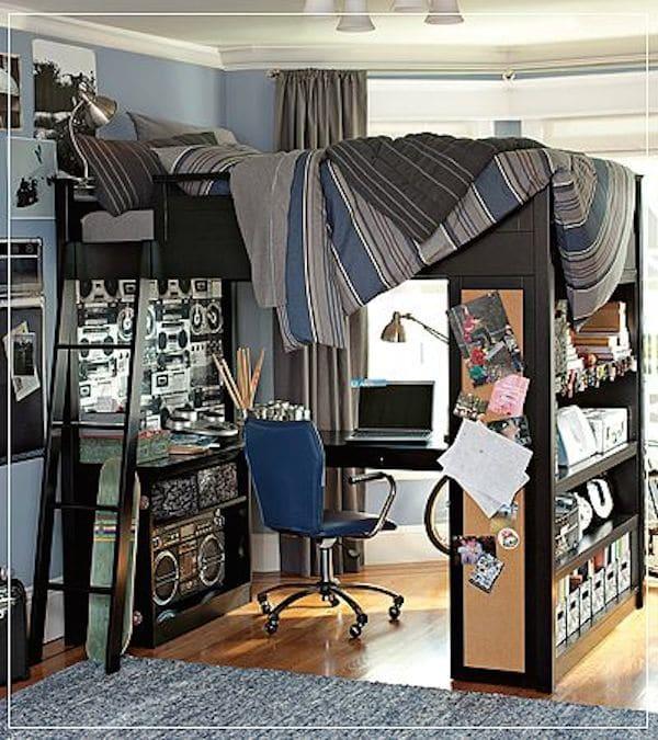 6 dormitorios juveniles Â¡muy originales!   pequeocio