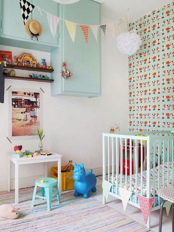 7 habitaciones para beb s sencillas y modernas pequeocio - Habitacion bebe moderna ...
