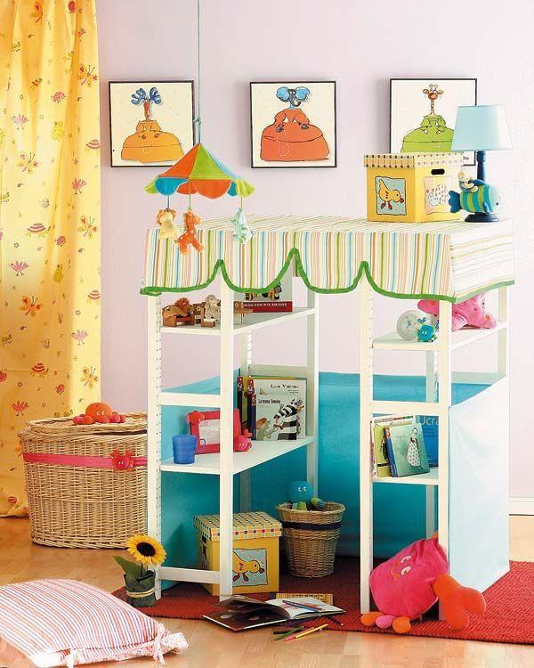 Reciclar muebles 6 ikea hacks para ni os pequeocio for Muebles infantiles ikea