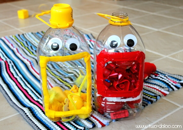 Juegos educativos caseros para ni os de infantil for Trabajos artesanales para hacer en casa