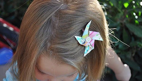 pasadores de pelo para niñas