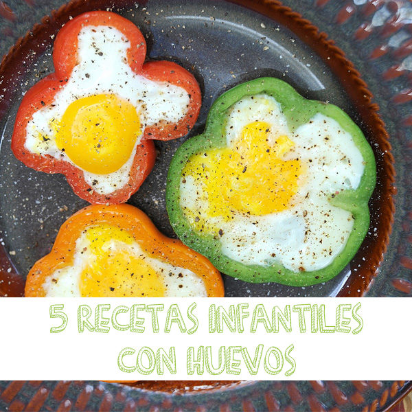 Recetas para niños con huevo
