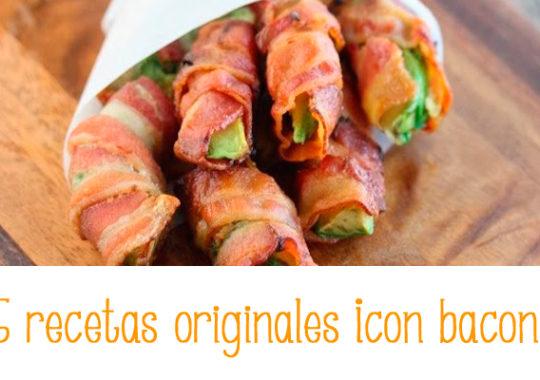 Recetas originales con bacon