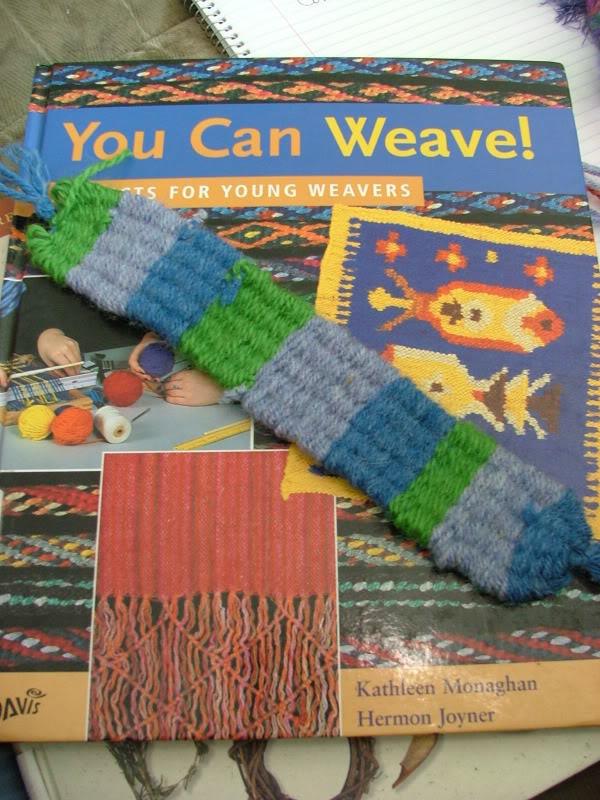 cómo tejer con pajitas