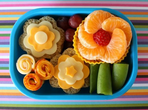 Bento, comida japonesa para niños