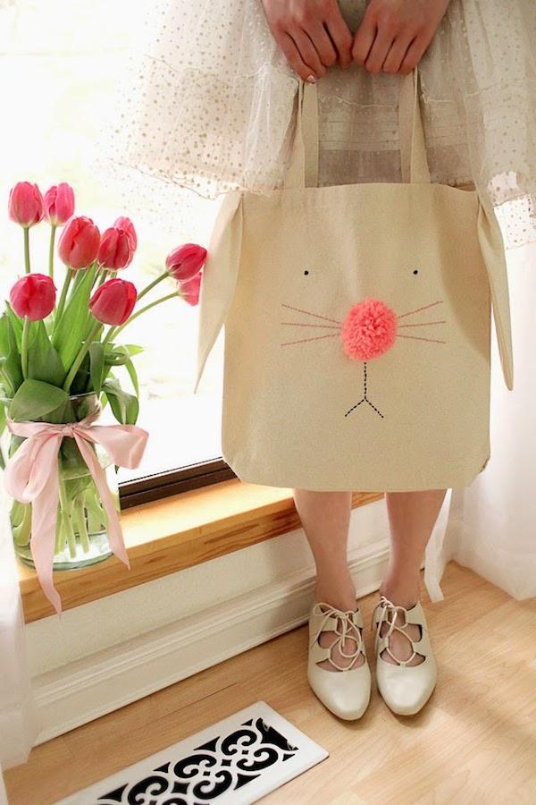 Manualidades con tela 4 bolsas personalizadas pequeocio - Manualidades de telas ...
