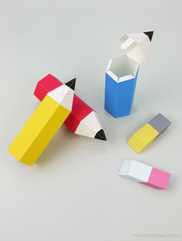 Cajas para regalo para imprimir gratis