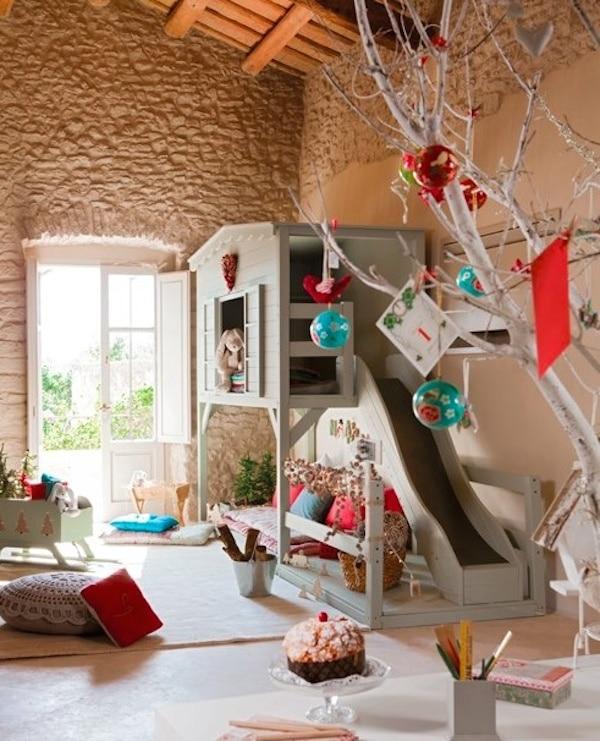 10 habitaciones infantiles muy originales pequeocio - Habitaciones originales para ninos ...